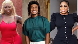 Audio leaks as Moesha's PA snitches on her to Salma Mumin; blows secret of how an occultic Nigerian senator got actress 'mad'