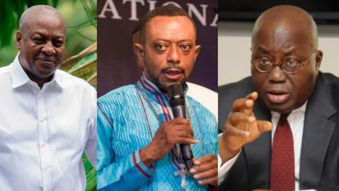 God has taken the key from the elephant - Owusu Bempah releases prophecy ahead of election 2024 in new video