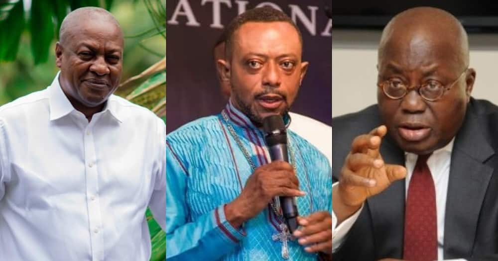 Owusu Bempah: Prophecises Ahead of Election 2024; says Power will be Taken away from the Elephant in Video