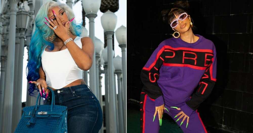 """Rapper Cardi B Is Looking to Start Makeup Line: """"Bardi Beauty"""""""