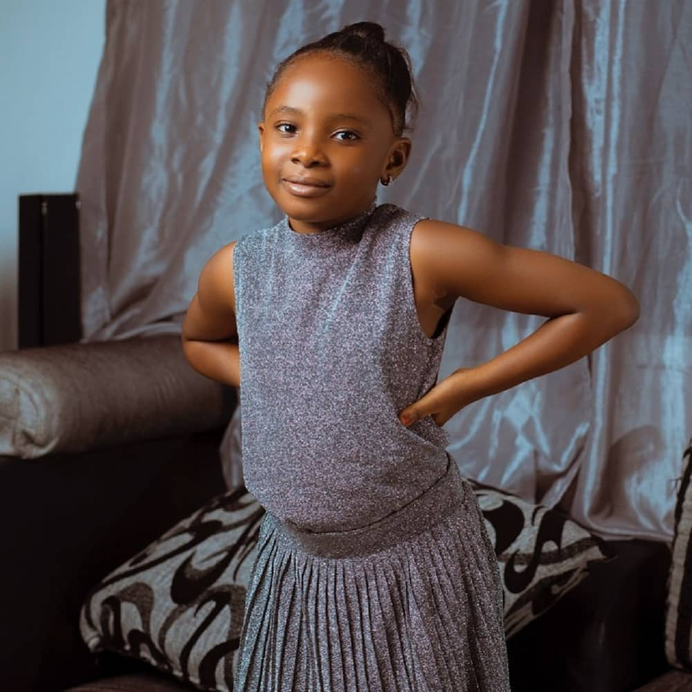 Beverly Afaglo shares photo of her daughter Violyn on her birthday