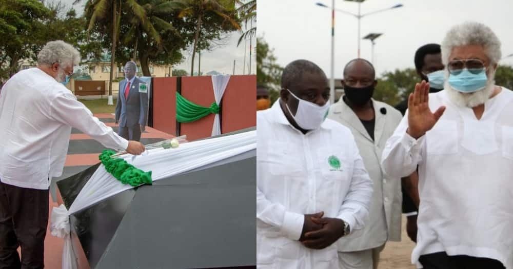 Remembering Rawlings on June 4: He made peace with Atta Mills before he died – Anyidoho
