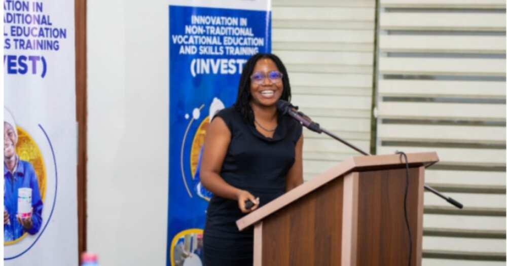 WUSC to train impct 5000 young mwomen in Ghana..........