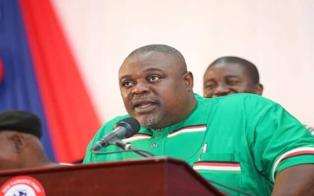 Breaking: Koku Anyidoho suspended by the NDC