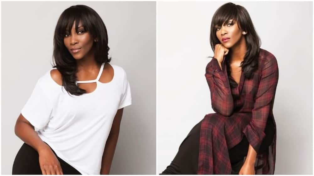 Nollywood star Genevieve Nnaji wows fans with stunning new photos