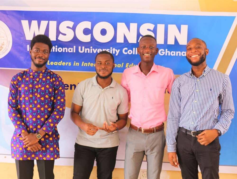 Wisconsin University Ghana