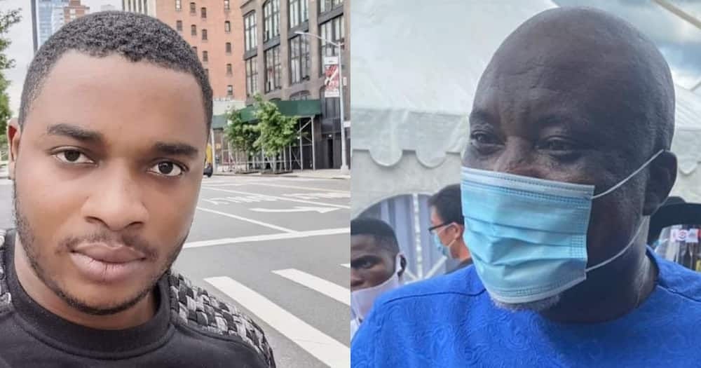 Hopeson Adorye Exposes Twene Jonas After Visiting His Workplace In America (Video)