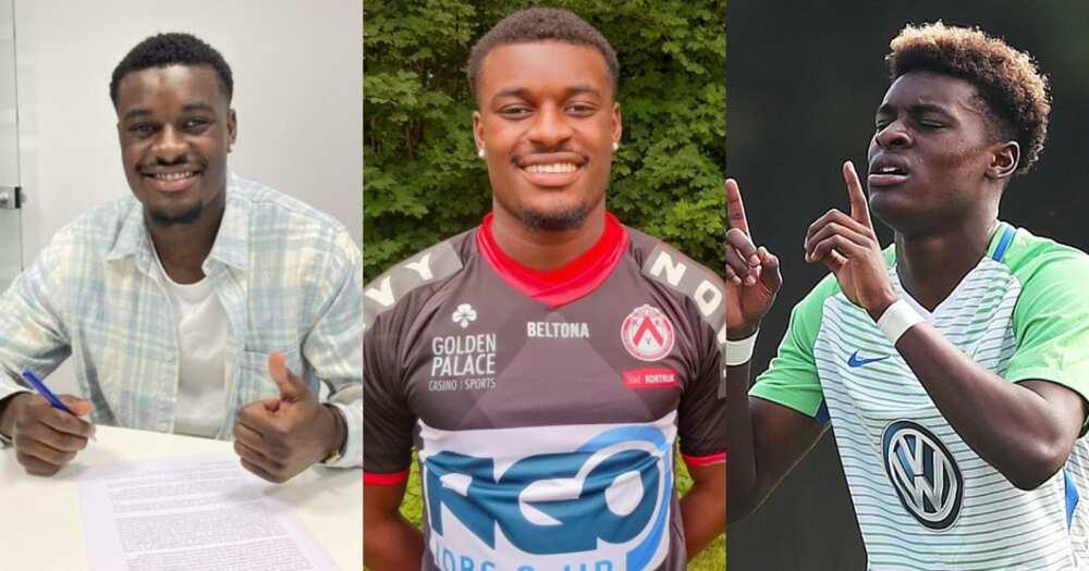 Belgian club KV Kortrijk sign Ghana coach C.K Akonnor's son
