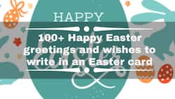 100+ Happy Easter greetings and wishes to write in an Easter card