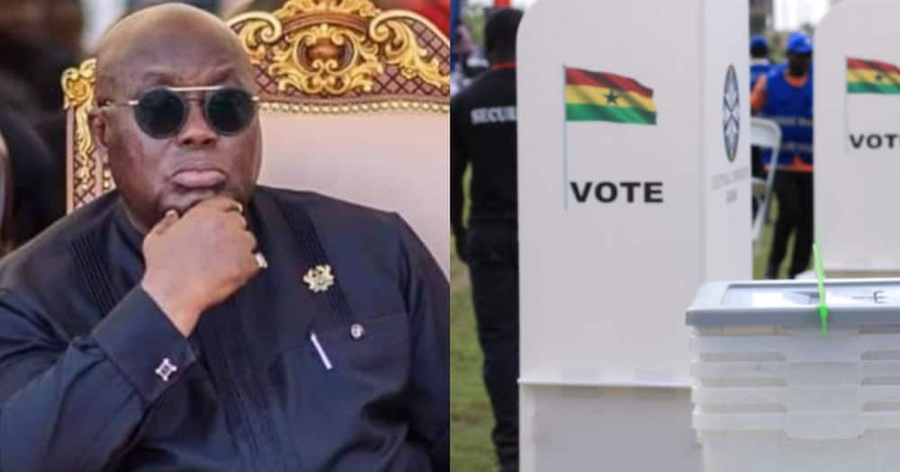 Akufo-Addo tell ECOWAS heads that coming into power without the ballot box is unacceptable