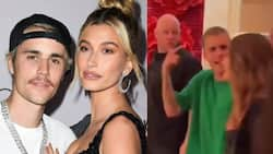 Justin Bieber's fans defend singer after video of him seemingly shouting at wife went viral