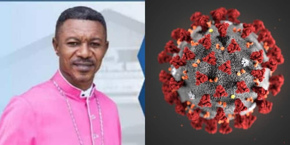 COVID-19: A looming sign of Anti-Christ and biggest tribulation to hit the world – Apostle Godbless Boateng