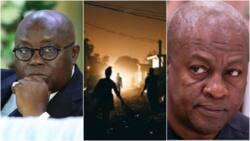 Minority blame Akufo-Addo for 'dumsor'; say he is destroying Mahama's legacy