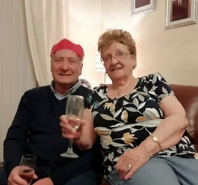 Couple married for 57 years died of coronavirus within a day of each other