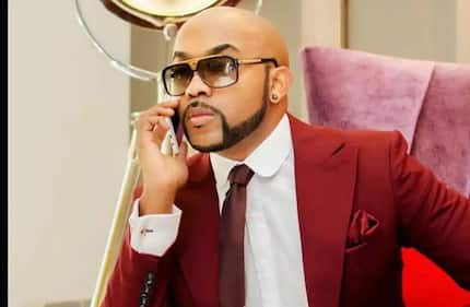 Nigerian musician Banky W hoping to swag his way into getting elected in 2019 elections
