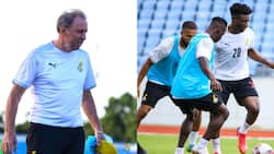 Be proud to represent your country - Milovan Rajevac tells Black Stars players
