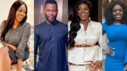 Photos of 15 kids of popular Ghanaian celebs – Jackie Appiah, Yvonne Nelson, Nana Aba, Asamoah Gyan, and 11 others