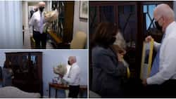 Joe Biden Warms Hearts as he Personally Delivers Gifts to VP on Her Birthday