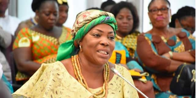 First-ever female MCE of Accra Metropolitan Assembly, Elizabeth Sackey