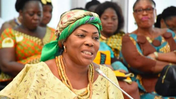Accra Metropolitan Assembly get first ever female MCE as Elizabeth Sackey gets 100% approval