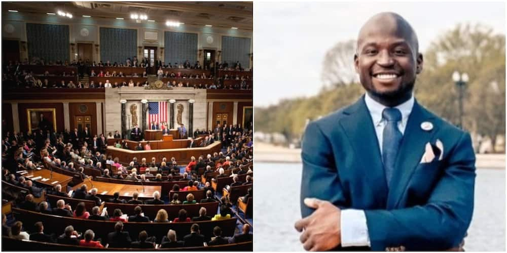Big win as Adeoye Owolewa becomes 1st Nigerian to be elected to US Congress