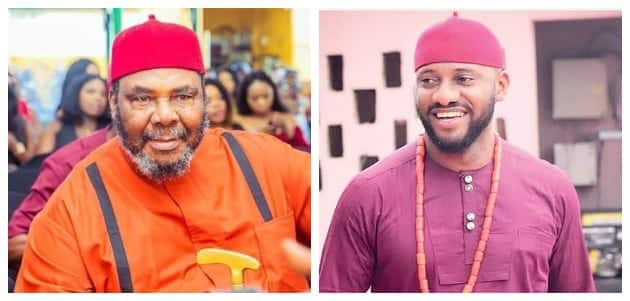 Igbo presidency: Veteran actor Pete Edochie endorses son to succeed Buhari in 2023