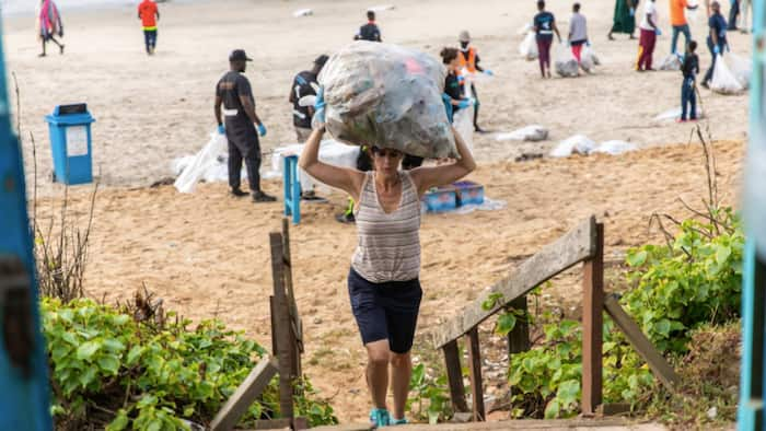 US Embassy laments Ghana's inability to recycle plastic waste