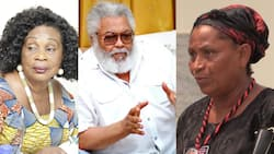 Maame Dokono finally speaks about Abigail Rawlings; shares how her appearance worried her in new video