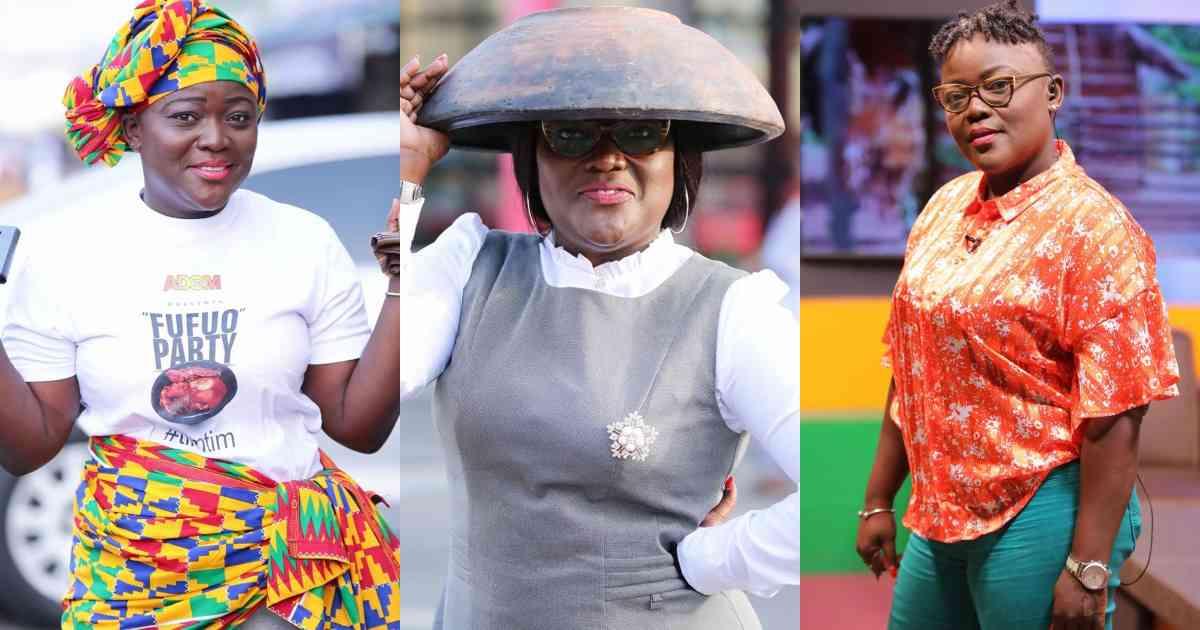 'I don't have a womb' - popular Ghanaian broadcaster Nana Yaa Brefo reveals