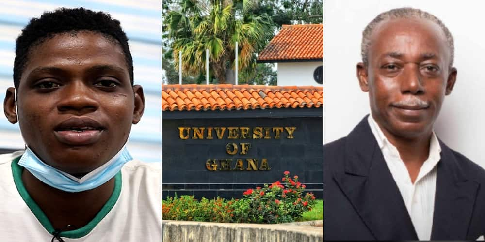 My son was killed - Mother of dead main suspect in UG's Prof Benneh murder alleges