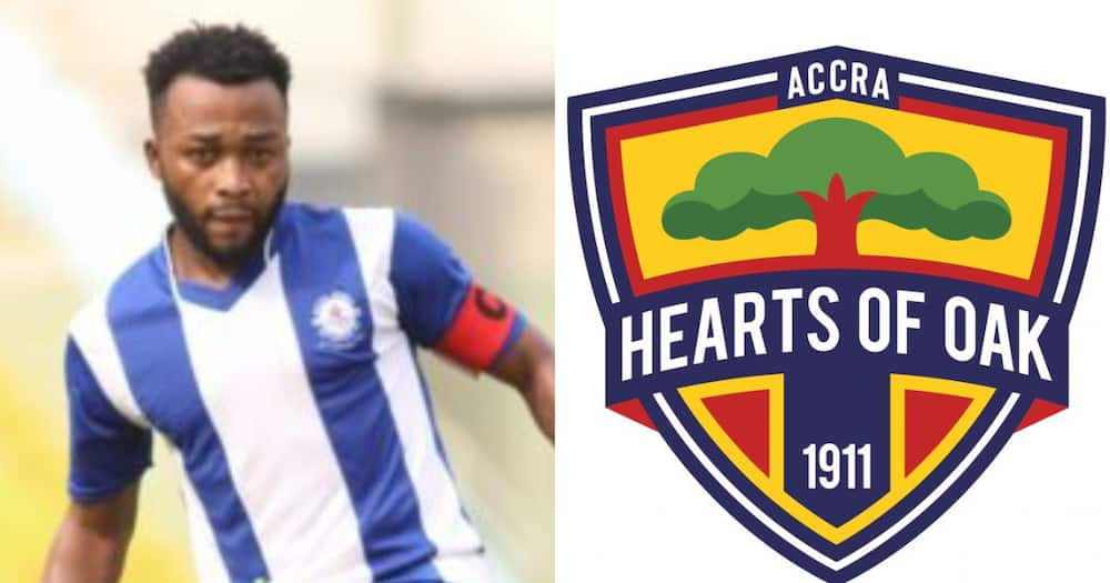 Great Olympics captain wants to join rivals Hearts of Oak