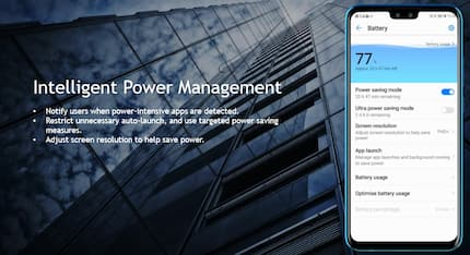 Heavy smartphone users welcome new technology for all-day battery power
