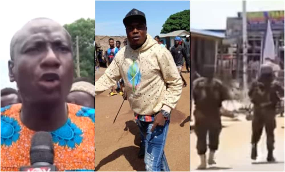 We're ready to die - Fearless brother of one of the men killed by soldiers in the Ejura clash speaks
