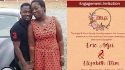 Funny Face's ex-wife set to marry again 5 years after dumping comedian for being a 2-minute man; wedding invitation drops