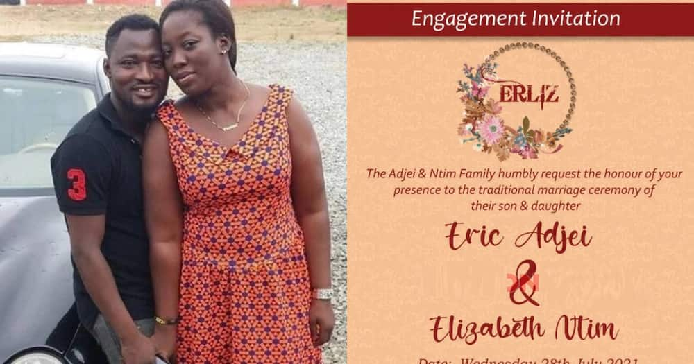Funny Face's ex-Wife Elizabeth Nana Adjoa Ntim