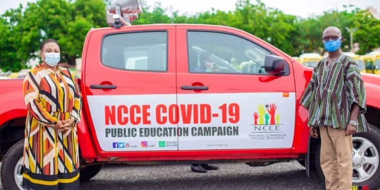 COVID-19: NCCE gets supports from Presidency to boost public education