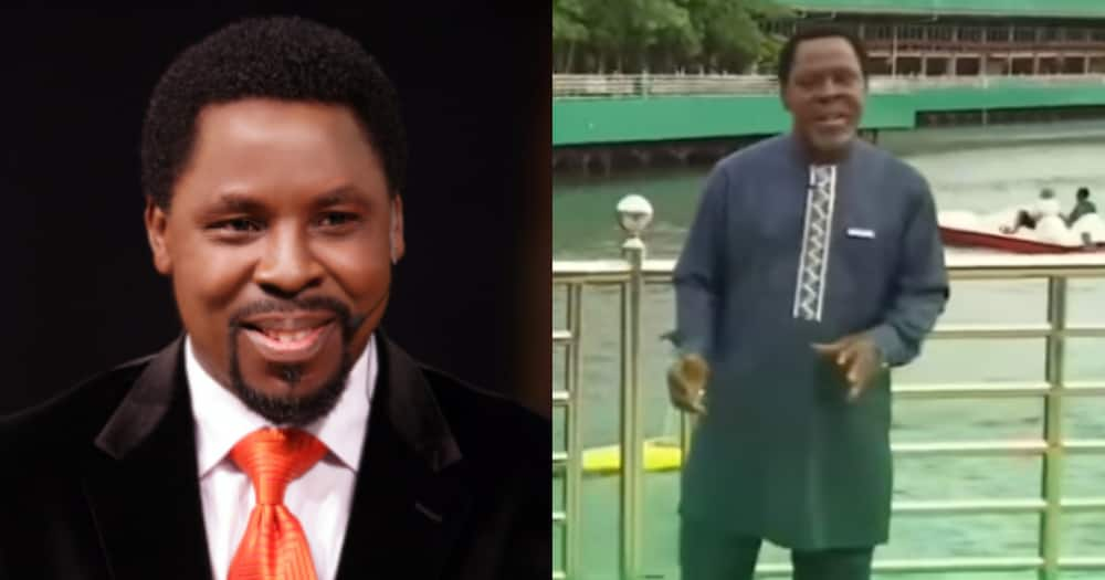 It'll not be easy for me to celebrate my 58th b'day - TB Joshua's message before his death pops up