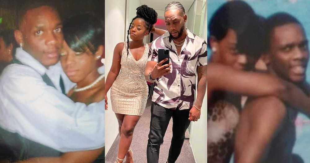 Couple who met at age 12 Still Together After 18 Years; Share then & now Photos