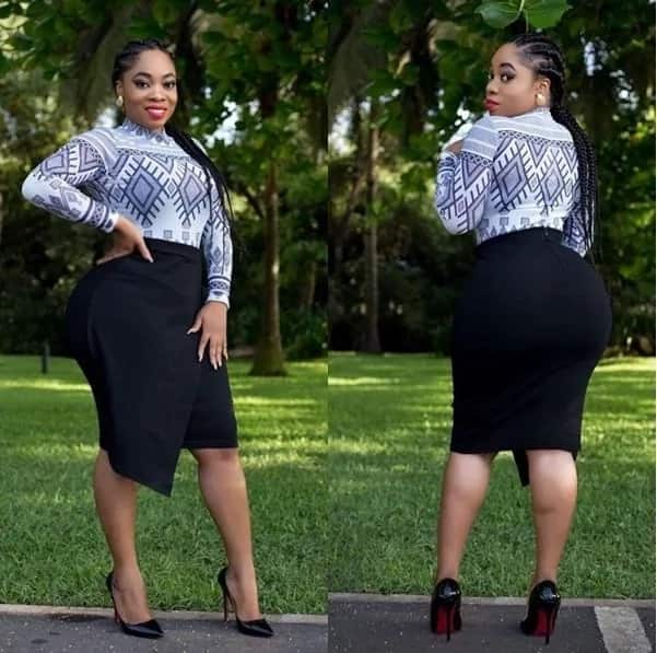 Moesha is killing us softly with these wicked photos
