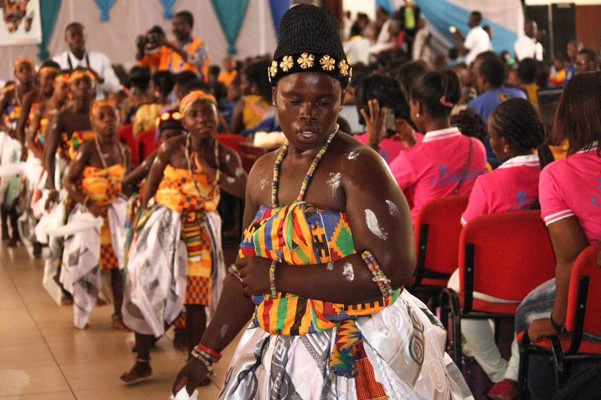 Basic elements of culture in Ghana