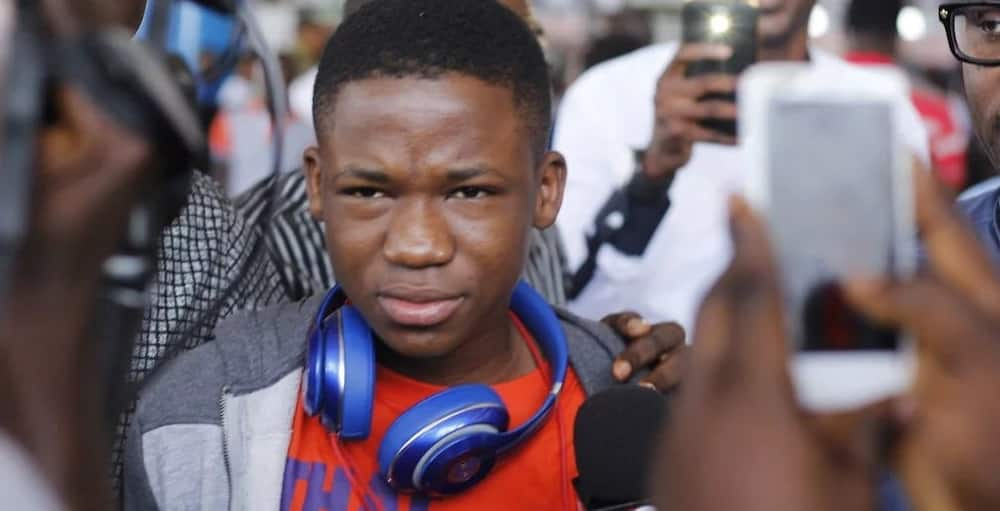 Rich Ghanaian young stars who are under 21 ▷ YEN COM GH