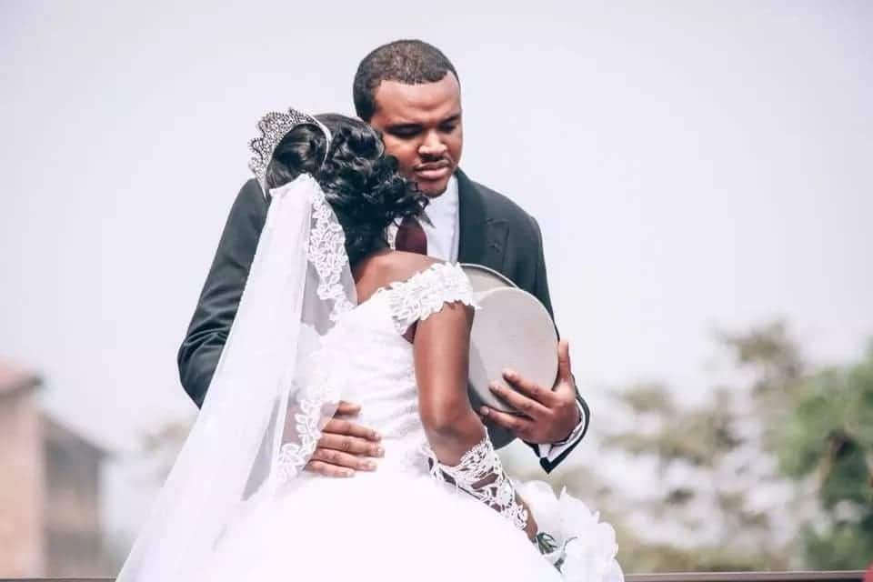 Reverent Dag-Heward Mills happy to see the day his son got married