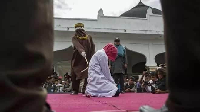 Malaysia women caned for attempting to have lesbian sex