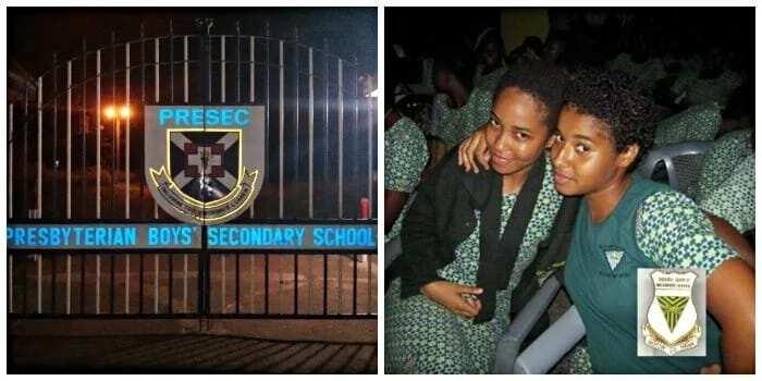 The most popular Senior High School alliances in Ghana