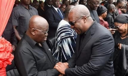 Learn from my mistakes - Mahama cautions Akufo-Addo