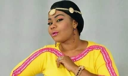 Gifty Osei pours out frustrations over her 'Spiritual Fathers'