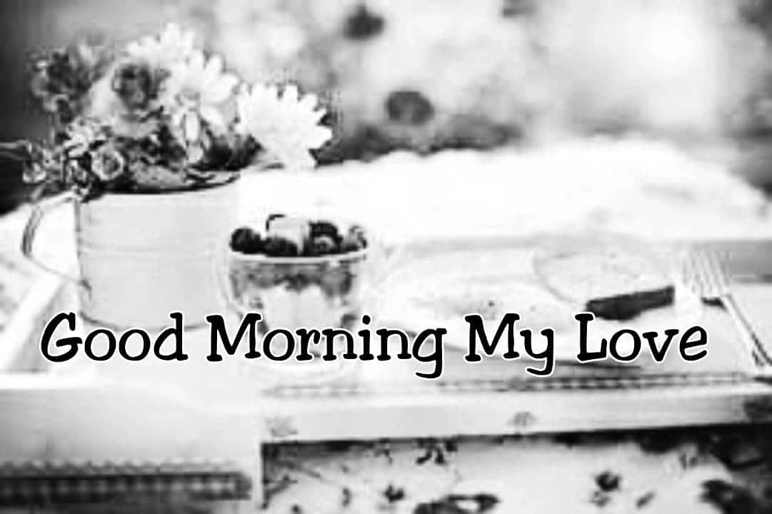 50 Cute Good Morning Texts: Top 50 Romantic Good Morning My Love Messages For Her YEN