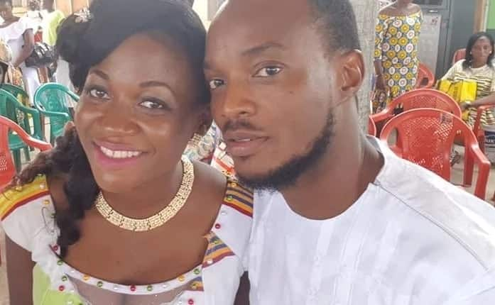 Top Zylofon Media staff Halifax Ansah-Addo ties the knot in private ceremony