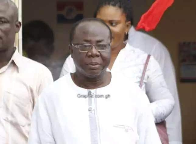 Freddie Blay assures those faulted by the Special Prosecutor of legal representation