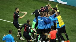 Argentina players were crying like girls - Croatia defender mocks Messi and co mercilessly
